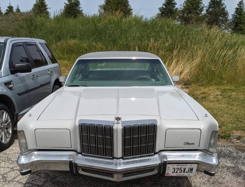 1978 Chrysler New Yorker for sale at VENTURE MOTORS in Wickliffe OH