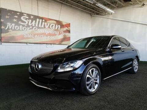2015 Mercedes-Benz C-Class for sale at SULLIVAN MOTOR COMPANY INC. in Mesa AZ