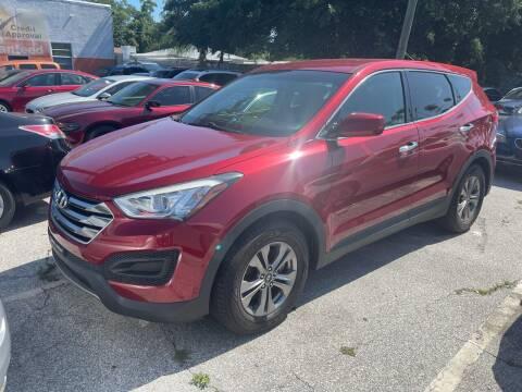2016 Hyundai Santa Fe Sport for sale at P J Auto Trading Inc in Orlando FL