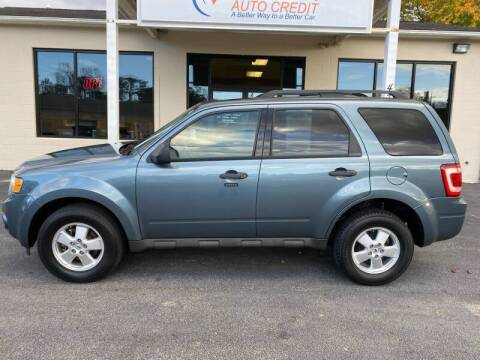 2012 Ford Escape for sale at Carolina Auto Credit in Youngsville NC
