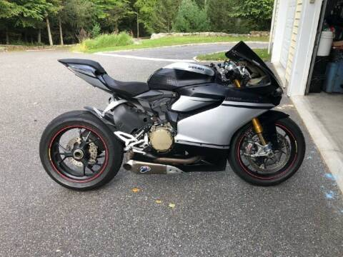 2014 Ducati Superbike 1199 Panigale S for sale at Kent Road Motorsports in Cornwall Bridge CT