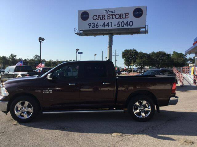 2014 RAM Ram Pickup 1500 for sale at Your Car Store in Conroe TX