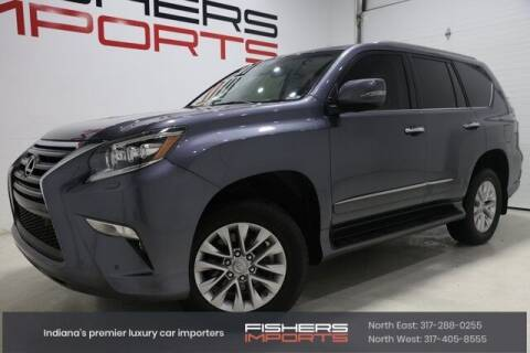 2018 Lexus GX 460 for sale at Fishers Imports in Fishers IN