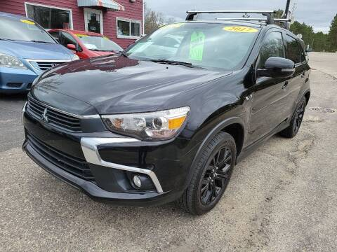 2017 Mitsubishi Outlander Sport for sale at Hwy 13 Motors in Wisconsin Dells WI