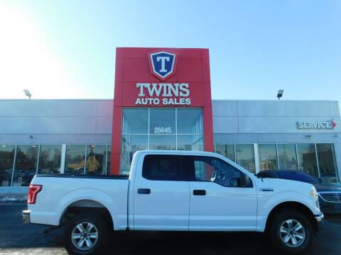 2015 Ford F-150 for sale at Twins Auto Sales Inc Redford 1 in Redford MI