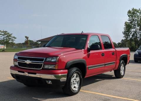 2006 Chevrolet Silverado 1500 for sale at Budget City Auto Sales LLC in Racine WI