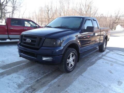 2005 Ford F-150 for sale at Clucker's Auto in Westby WI