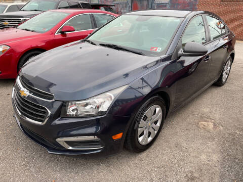 2015 Chevrolet Cruze for sale at Turner's Inc in Weston WV