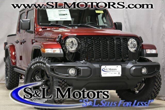 2021 Jeep Gladiator for sale in Pulaski, WI