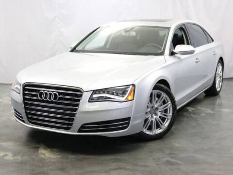 2013 Audi A8 L for sale at United Auto Exchange in Addison IL
