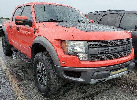 2012 Ford F-150 for sale at KRIS RADIO QUALITY KARS INC in Mansfield OH