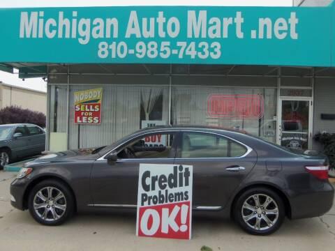 2009 Lexus LS 460 for sale at Michigan Auto Mart in Port Huron MI