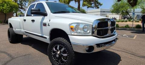 2007 Dodge Ram Pickup 3500 for sale at Arizona Auto Resource in Tempe AZ