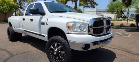 2007 Dodge Ram Pickup 3500 for sale at Arizona Auto Resource in Tempe AZ