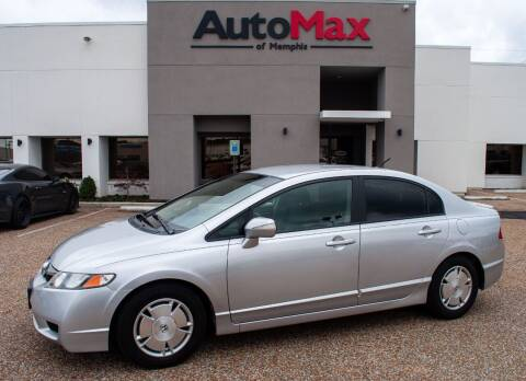 2009 Honda Civic for sale at AutoMax of Memphis - Ralph Hawkins in Memphis TN