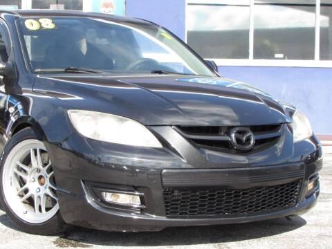 2008 Mazda MAZDASPEED3 for sale at Orlando Auto Connect in Orlando FL