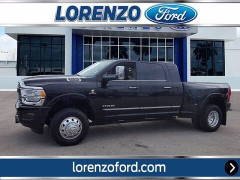 2019 RAM Ram Pickup 3500 for sale at Lorenzo Ford in Homestead FL