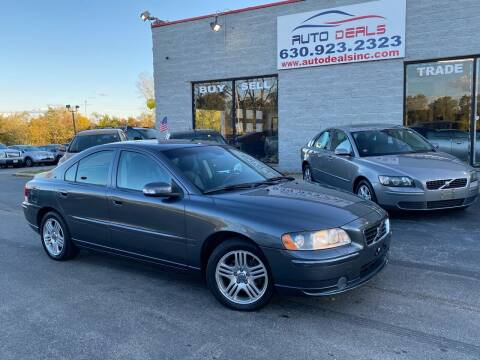2007 Volvo S60 for sale at Auto Deals in Roselle IL