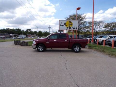 2018 RAM Ram Pickup 1500 for sale at L A AUTOS in Omaha NE
