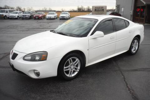2007 Pontiac Grand Prix for sale at Bryan Auto Depot in Bryan OH