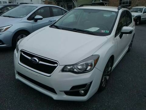 2015 Subaru Impreza for sale at Paul's Auto Inc in Bethlehem PA