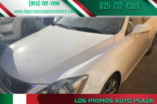 2010 Lexus IS 250 for sale at Los Primos Auto Plaza in Antioch CA