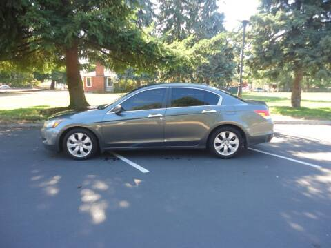 2010 Honda Accord for sale at TONY'S AUTO WORLD in Portland OR