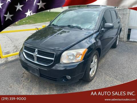 2007 Dodge Caliber for sale at AA Auto Sales Inc. in Gary IN