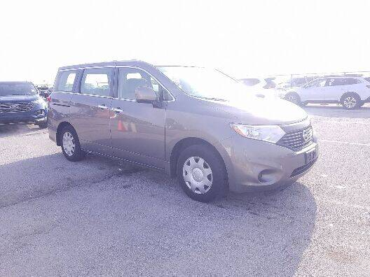 2015 Nissan Quest for sale at NORTH CHICAGO MOTORS INC in North Chicago IL