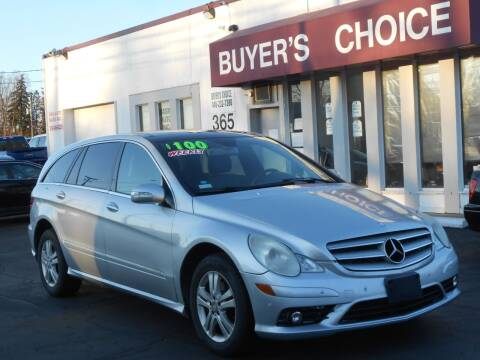 2008 Mercedes-Benz R-Class for sale at Buyers Choice Auto Sales in Bedford OH