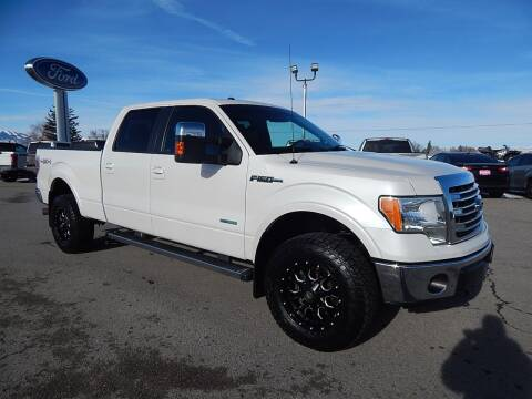 2014 Ford F-150 for sale at West Motor Company - West Motor Ford in Preston ID