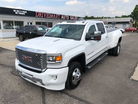 2015 GMC Sierra 3500HD for sale at DriveSmart Auto Sales in West Chester OH