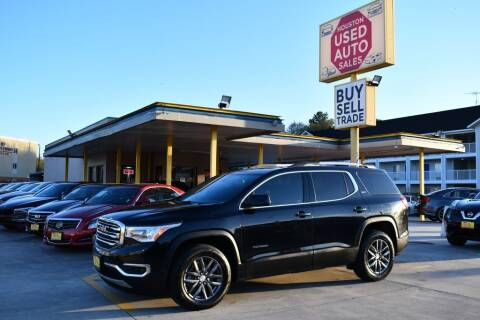 2017 GMC Acadia for sale at Houston Used Auto Sales in Houston TX