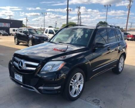 2015 Mercedes-Benz GLK for sale at Eurospeed International in San Antonio TX