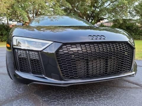 2017 Audi R8 for sale at Monaco Motor Group in Orlando FL