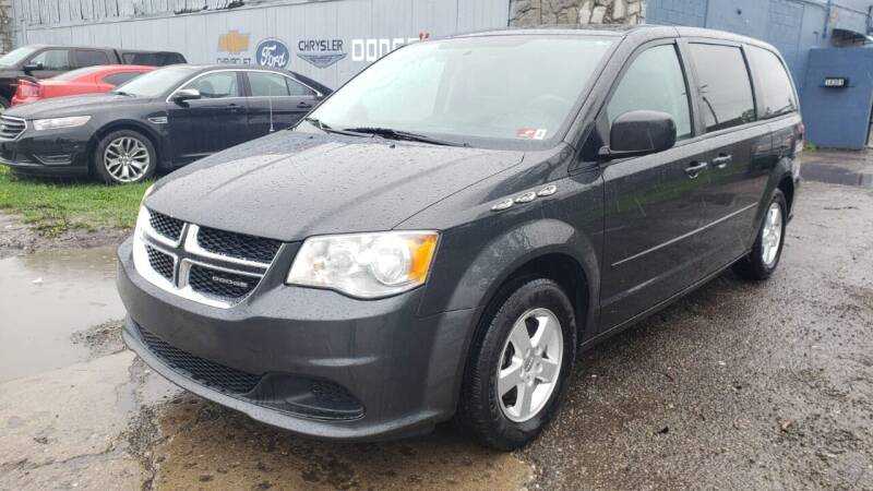 2012 Dodge Grand Caravan for sale at Yousif & Sons Used Auto in Detroit MI
