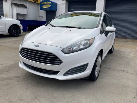 2015 Ford Fiesta for sale at US Auto Network in Staten Island NY
