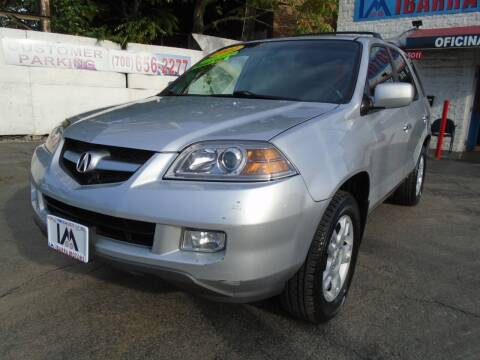 2004 Acura MDX for sale at IBARRA MOTORS INC in Cicero IL