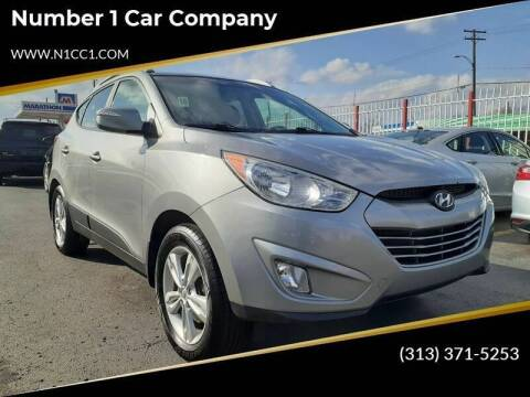 2013 Hyundai Tucson for sale at Number 1 Car Company in Detroit MI