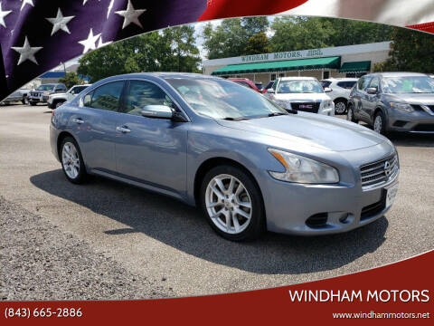 2011 Nissan Maxima for sale at Windham Motors in Florence SC