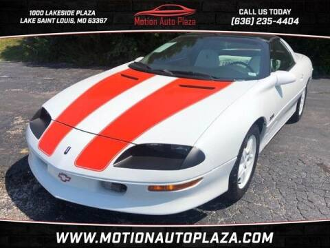 1997 Chevrolet Camaro for sale at Motion Auto Plaza in Lakeside MO