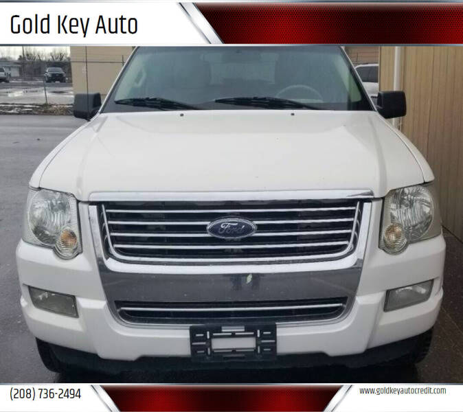 2009 Ford Explorer for sale at G.K.A.C. Car Lot in Twin Falls ID