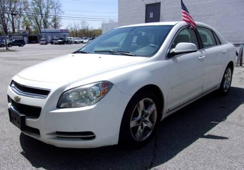 2009 Chevrolet Malibu for sale at Top Line Import of Methuen in Methuen MA