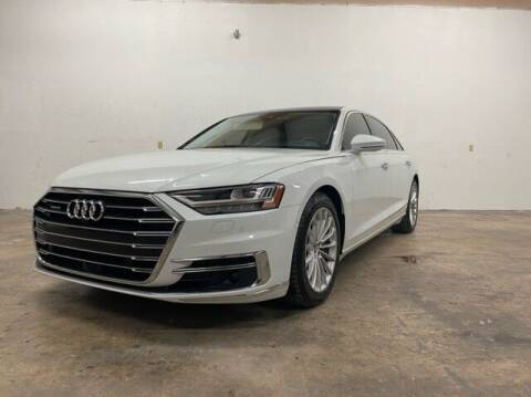 2019 Audi A8 L for sale at FDS Luxury Auto in San Antonio TX