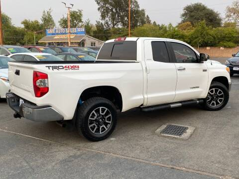 2014 Toyota Tundra for sale at KAS Auto Sales in Sacramento CA