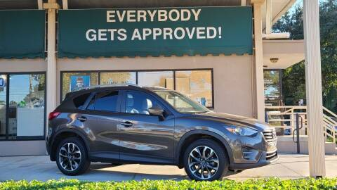 2016 Mazda CX-5 for sale at Dunn-Rite Auto Group in Longwood FL