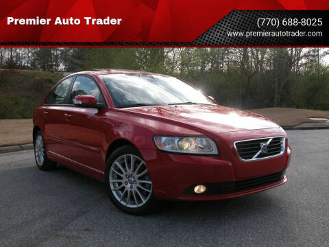 2009 Volvo S40 for sale at Premier Auto Trader in Alpharetta GA