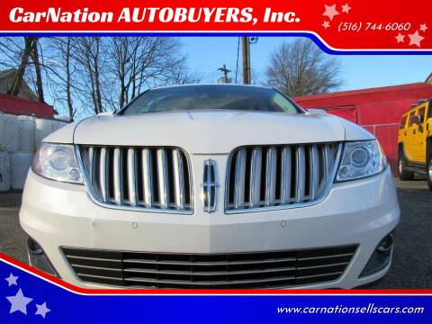 2012 Lincoln MKS for sale at CarNation AUTOBUYERS, Inc. in Rockville Centre NY