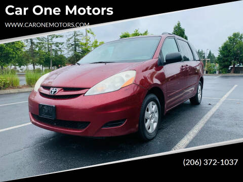 2010 Toyota Sienna for sale at Car One Motors in Seattle WA