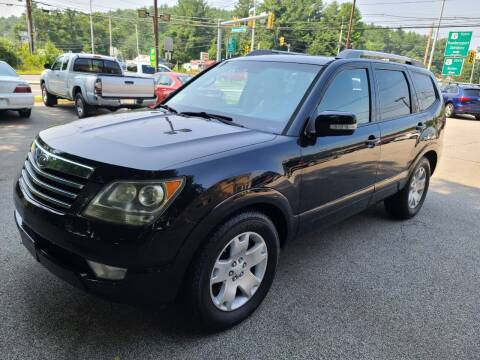 2009 Kia Borrego for sale at Car and Truck Exchange, Inc. in Rowley MA